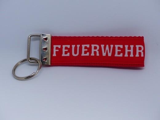 """Schlüsselband """"FEUERWEHR"""""""