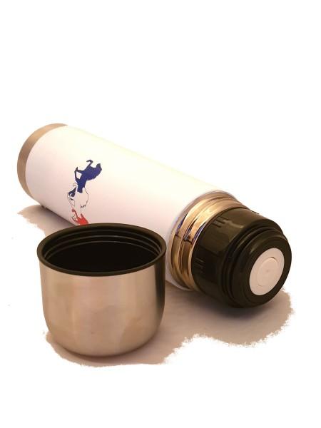 Thermoflasche mit Deckel 750ml